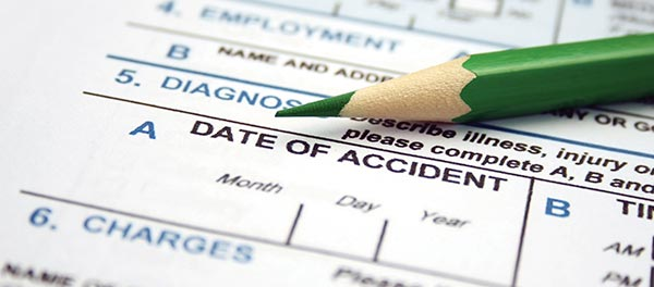 Health and Safety first aid accident or illness personnel record