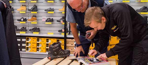 Safety footwear resources
