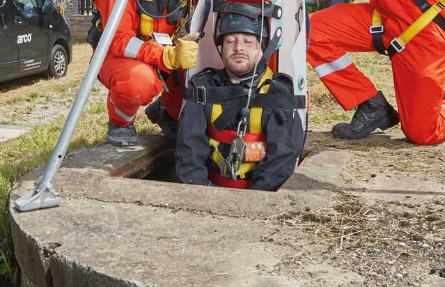 Confined Space Specialist